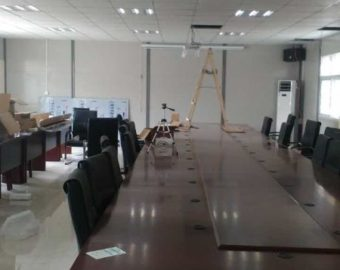 会议室音响系统安装