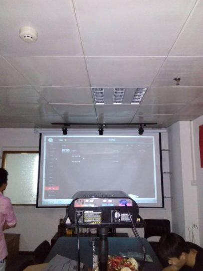 会议室投影设备