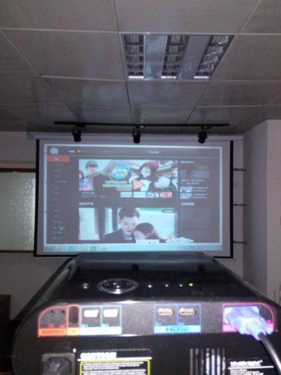 会议室投影机