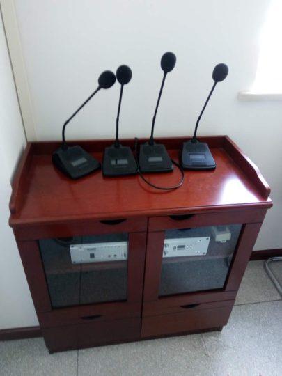 大禹阀门会议室系统