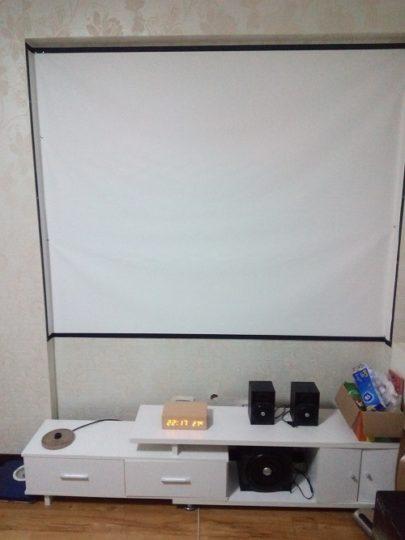 会议家庭投影机