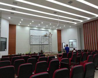 大礼堂会议系统