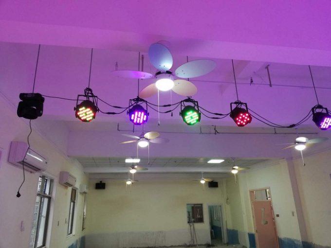 舞台灯光音响LED