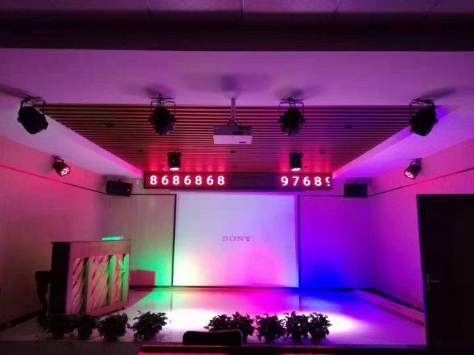 舞台灯光音箱产品