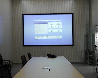 会议室投影